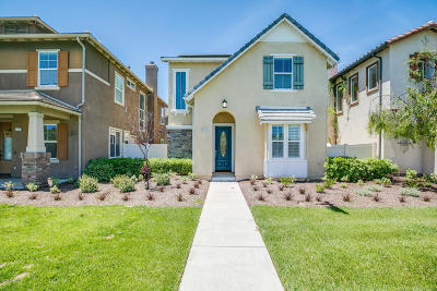 Oxnard Single Family Home For Sale: 3153 Thames River Drive