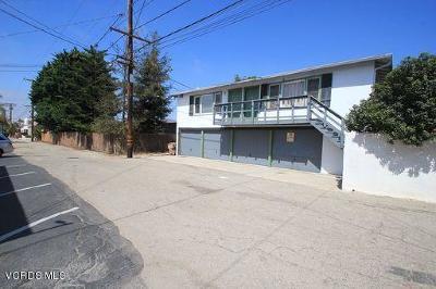 Ventura County Rental For Rent: 231 San Clemente Street #231
