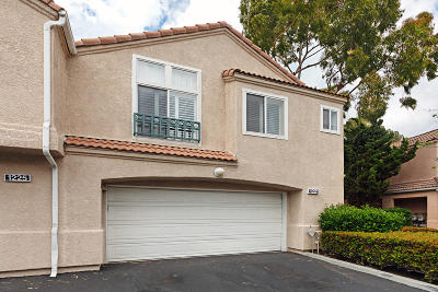 Oxnard Condo/Townhouse For Sale: 1221 Jamaica Lane