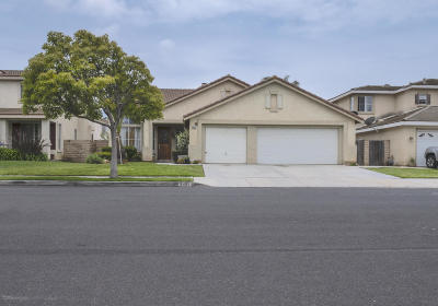 Oxnard Single Family Home For Sale: 3402 Monte Carlo Drive