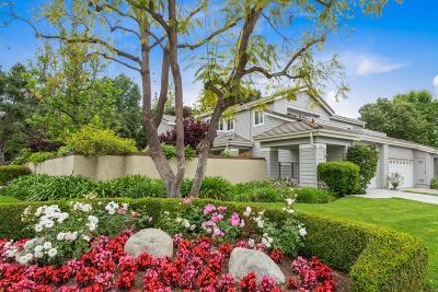 Westlake Village Condo/Townhouse For Sale: 5627 Tanner Ridge Avenue