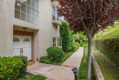 Newbury Park Condo/Townhouse Active Under Contract: 21 Greenmeadow Drive