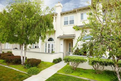 Oxnard Condo/Townhouse For Sale: 1245 Bayside Circle