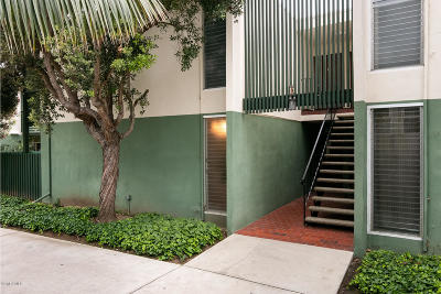 Ventura Condo/Townhouse Active Under Contract: 3700 Dean Drive #805