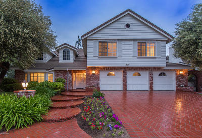 Agoura Hills Single Family Home For Sale: 5801 Woodglen Drive