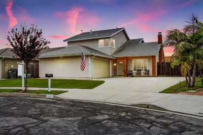 Oxnard Single Family Home Active Under Contract: 1121 Cadiz Court