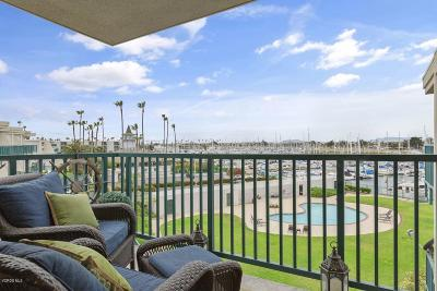 Oxnard Condo/Townhouse For Sale: 2901 Peninsula Road #334