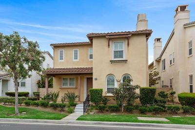 Port Hueneme Condo/Townhouse Active Under Contract: 485 Starboard Lane