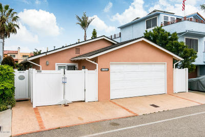 Oxnard Rental For Rent: 5134 Outrigger Way