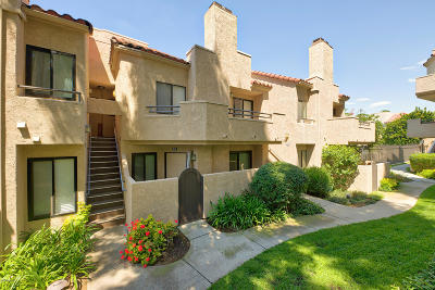 Ventura County Condo/Townhouse For Sale: 243 McAfee Court