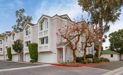 Port Hueneme Condo/Townhouse For Sale: 519 4th Place