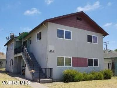 Ventura County Rental For Rent: 438 G Street #3
