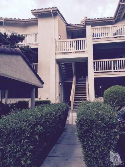 Ventura County Rental For Rent: 675 Oak Run Trail #208