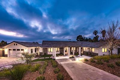 Ventura County Single Family Home For Sale: 1329 Camino Cristobal
