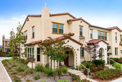 Ventura CA Condo/Townhouse For Sale: $475,000