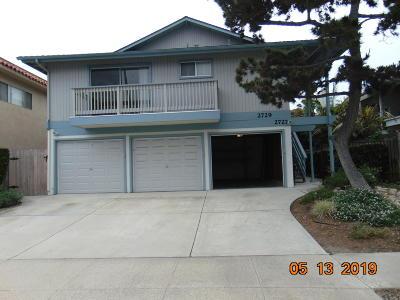 Ventura Rental For Rent: 2729 Bayshore Avenue