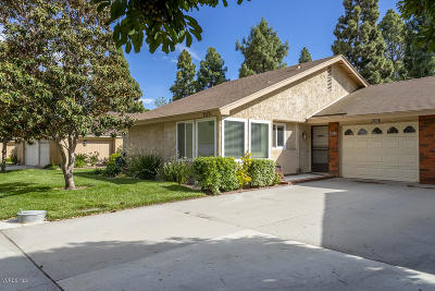 Camarillo Single Family Home For Sale: 15121 Village 15