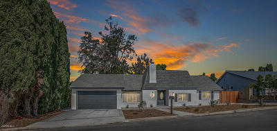 Thousand Oaks Single Family Home For Sale: 2786 Calle Olivo