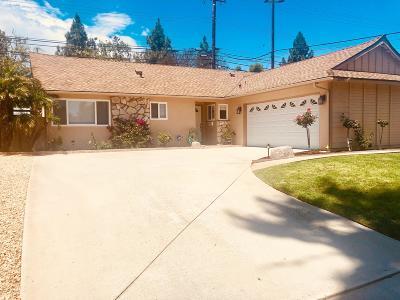 Camarillo Single Family Home Active Under Contract: 2855 E Landen Street