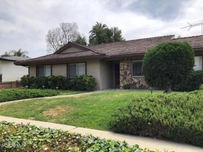 Simi Valley Single Family Home For Sale: 1117 Lundy Drive