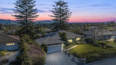 Camarillo Single Family Home For Sale: 44 La Suen Drive