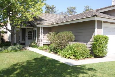 Camarillo Single Family Home For Sale: 5156 Via Calderon