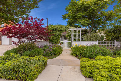 Camarillo Single Family Home For Sale: 896 Calle La Roda