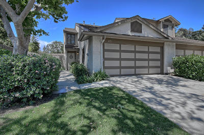 Ventura Single Family Home For Sale: 421 E Shoshone Street