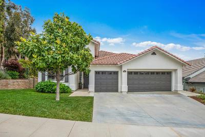 Thousand Oaks Single Family Home For Sale: 3374 Crossland Street