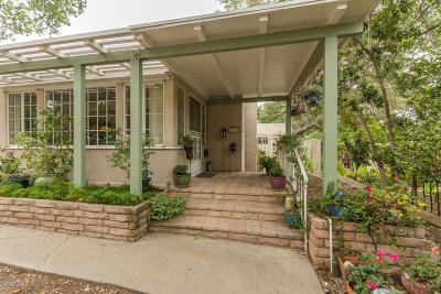 Santa Paula Single Family Home For Sale: 1009 Laurel Road