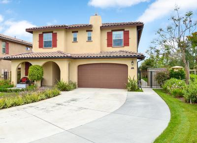 Camarillo Single Family Home For Sale: 405 Elm Cottage Court