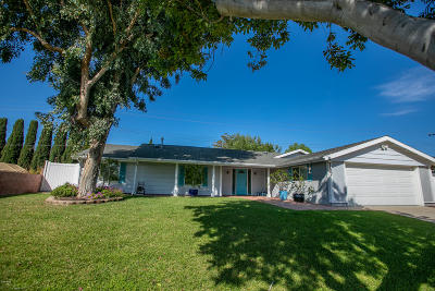 Ventura Single Family Home Active Under Contract: 107 Imperial Avenue