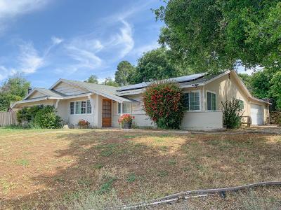 Ojai Single Family Home For Sale: 1042 Moreno Drive