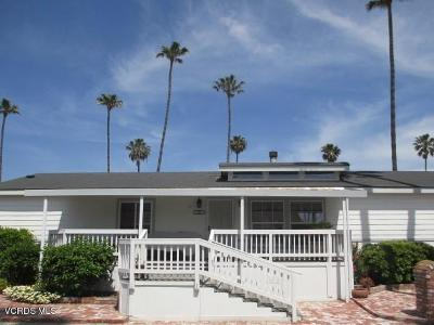 Ventura Mobile Home For Sale: 1215 Anchors Way Drive #302