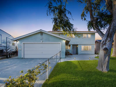 Oxnard Single Family Home Active Under Contract: 801 Trinidad Way