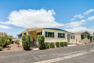 Ventura Mobile Home Active Under Contract: 51 Debussy Lane