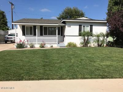 Camarillo Rental For Rent: 153 Kenneth Street