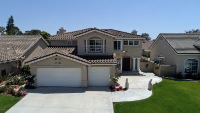 Oxnard Single Family Home For Sale: 2340 Crystal Downs Court