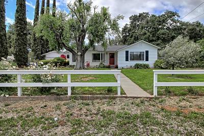 Ojai Single Family Home For Sale: 995 S La Luna Avenue