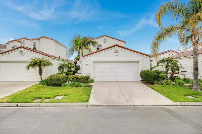 Oxnard Single Family Home For Sale: 2241 Bermuda Dunes Place