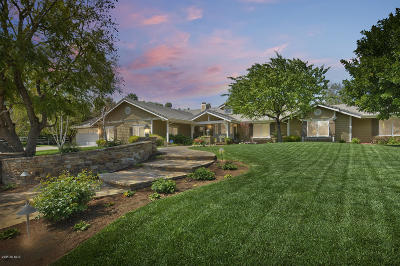 Santa Rosa (ven) Single Family Home For Sale: 2231 Applewood Lane