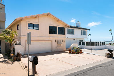 Oxnard Single Family Home For Sale: 260 Hollywood Boulevard