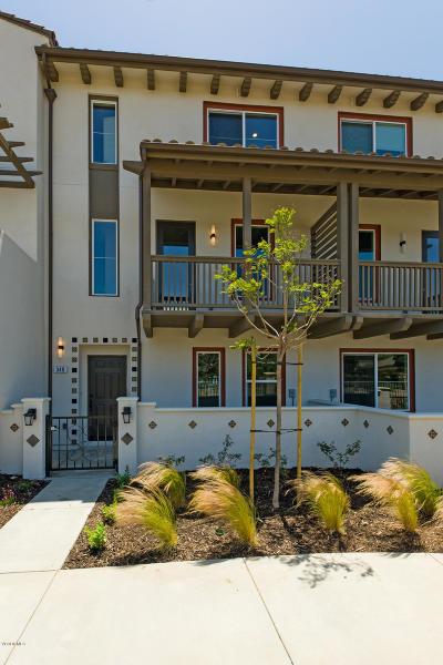 Camarillo Rental Active Under Contract: 348 Solares Street