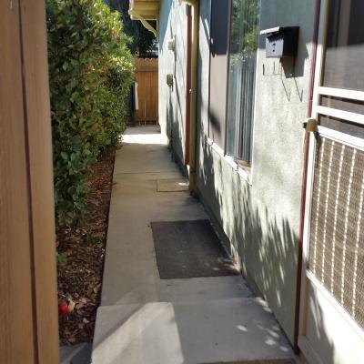 Ventura County Rental For Rent: 361 S F Street #Studio