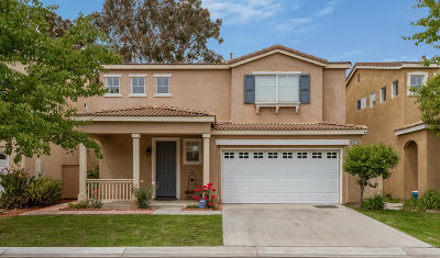 Oxnard Condo/Townhouse For Sale: 1517 Norton Street