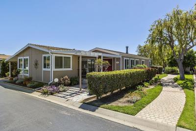 Ventura Mobile Home For Sale: 4700 Aurora Drive #101