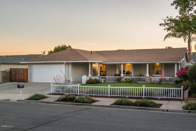 Simi Valley Single Family Home For Sale: 1665 Eagle Peak Avenue