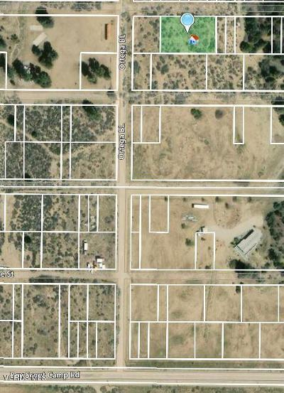 Ventura County Residential Lots & Land For Sale: Boy Scout Camp Road