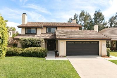 Oxnard Single Family Home For Sale: 2206 Eastridge Court