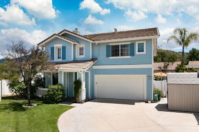 Fillmore Single Family Home For Sale: 1092 Candelaria Lane